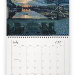 2021 PS Calendar! 50 More Available Dec 16th!!