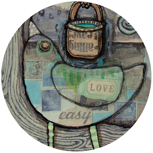 A Love That's Easy Coaster