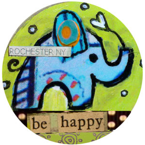 Be Happy Roc Eley