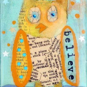 Believe Owl