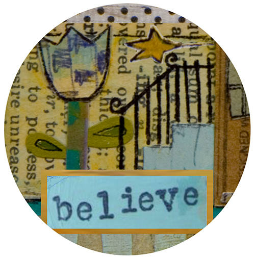 Believe Stairs