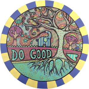 Do Good Coaster