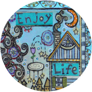 Enjoy Life Blue