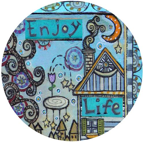 Enjoy Life Blue
