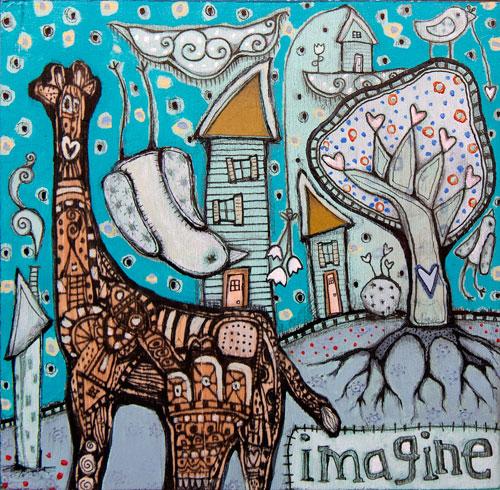 Greggy The Giraffe