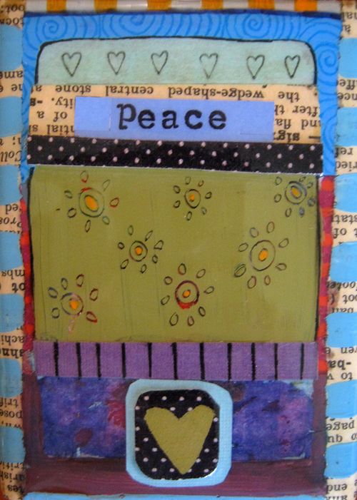 Peace Bed