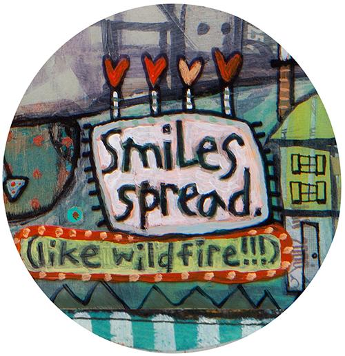 Smiles Spread