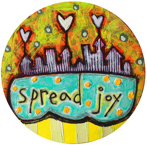 Spread Joy Cloud City