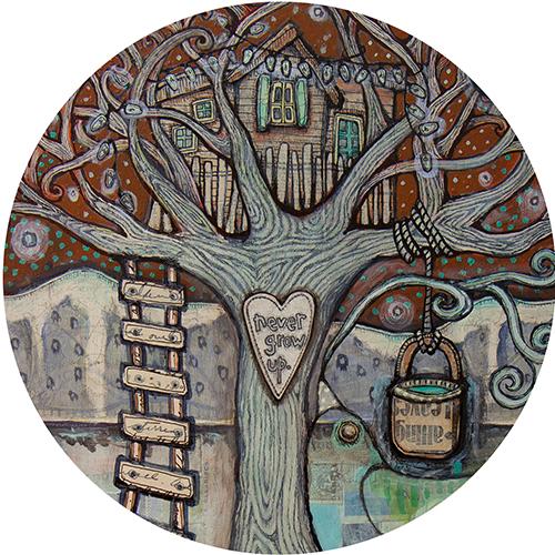 Tree House Coaster