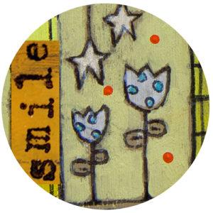 Twiny Smiles Coaster